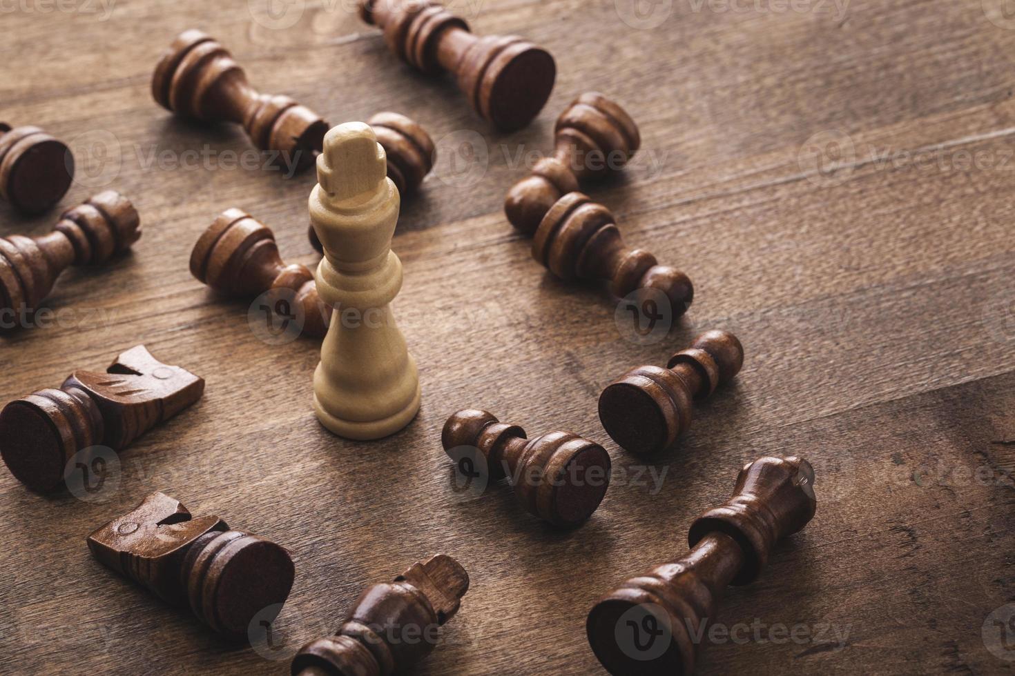 ajedrez, el peón foto
