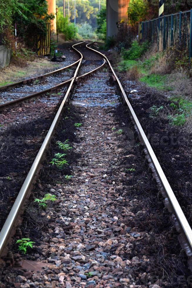 ferrocarril a ninguna parte foto