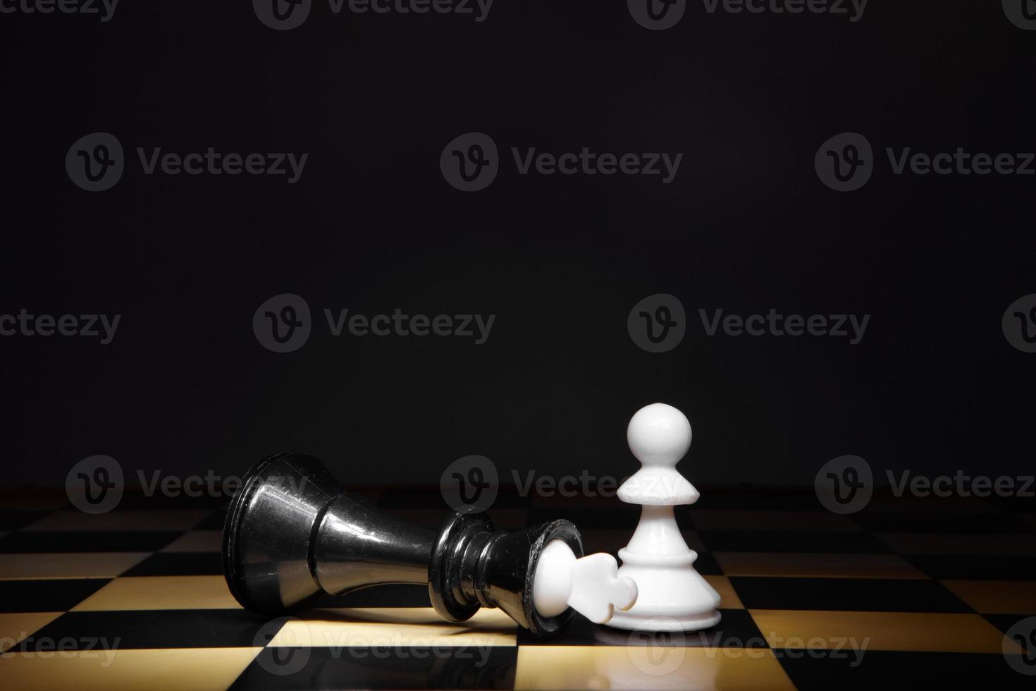 Game of chess photo