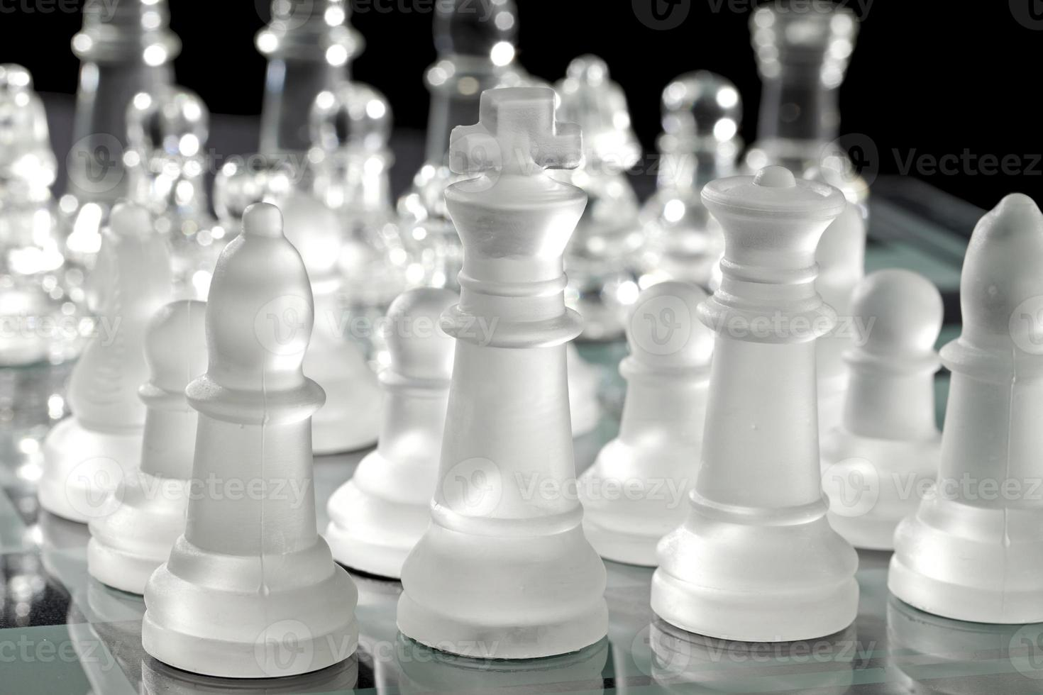 cropped image of chess pieces photo