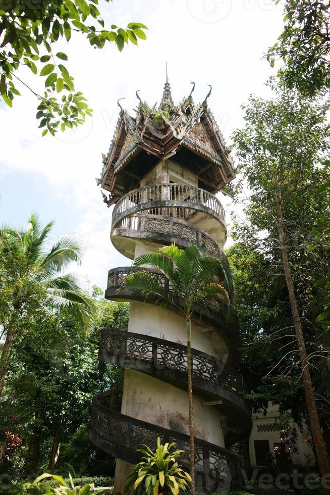 Wat WangWiWayKaRam photo