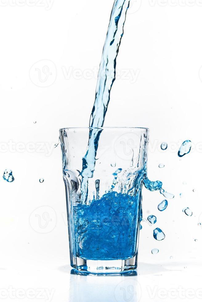 bebida de bienvenida foto