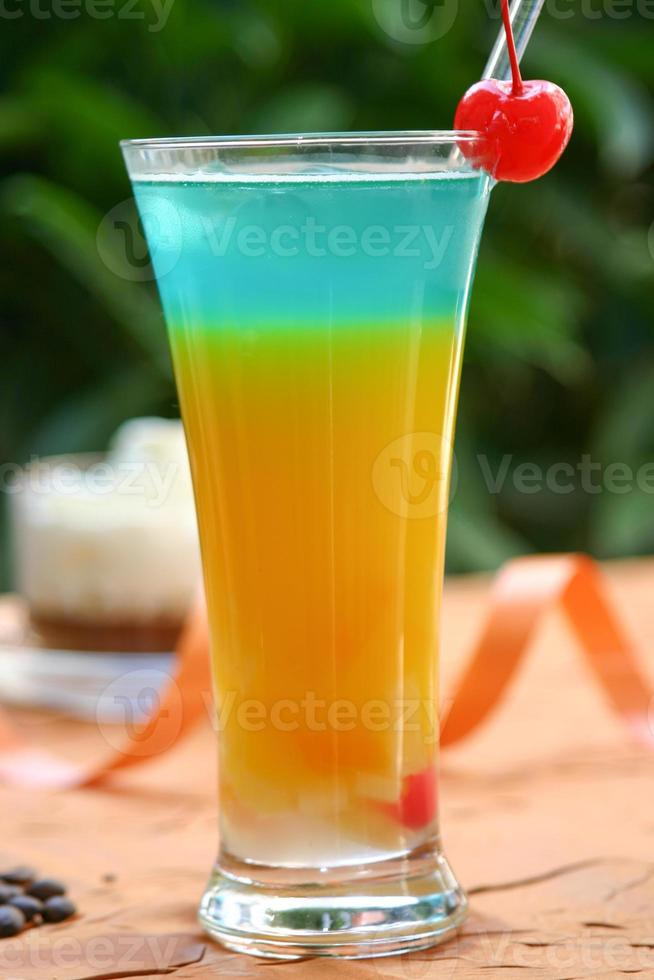 bebidas frías foto