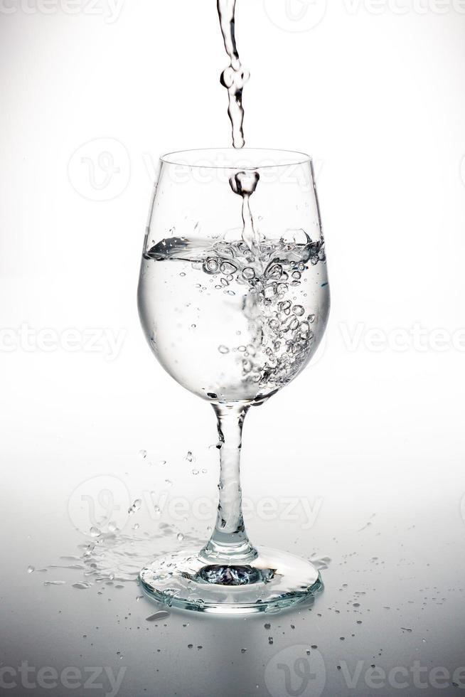 Drinking water photo