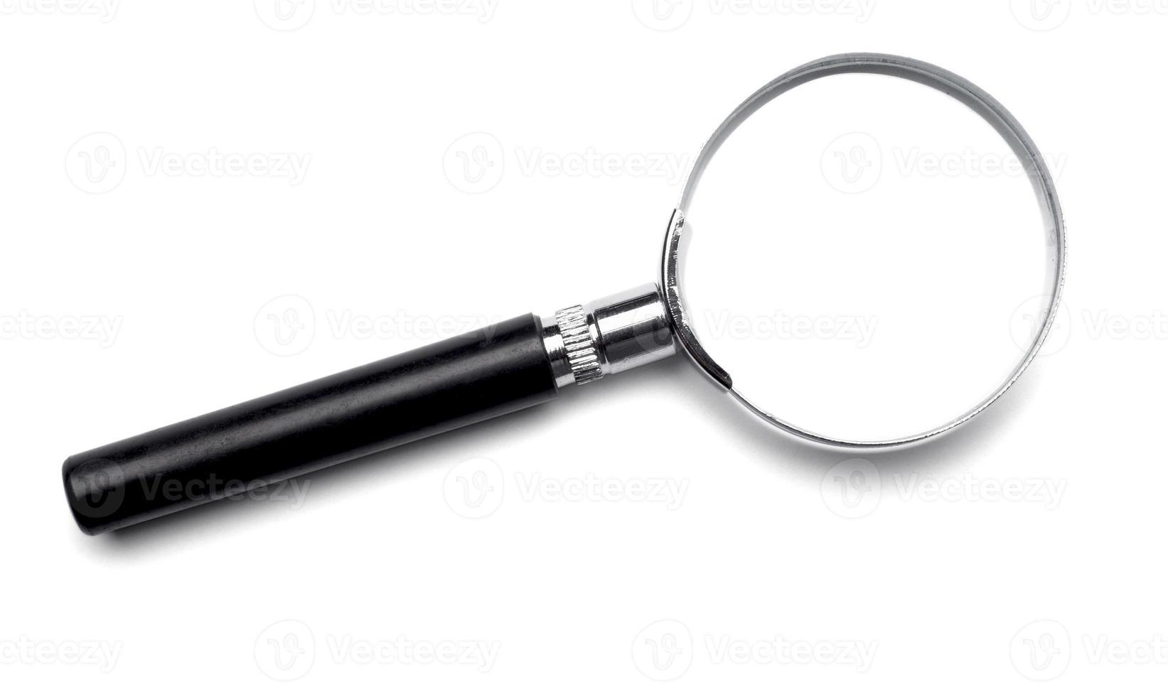 investigación con lupa búsqueda ampliar investigación foto
