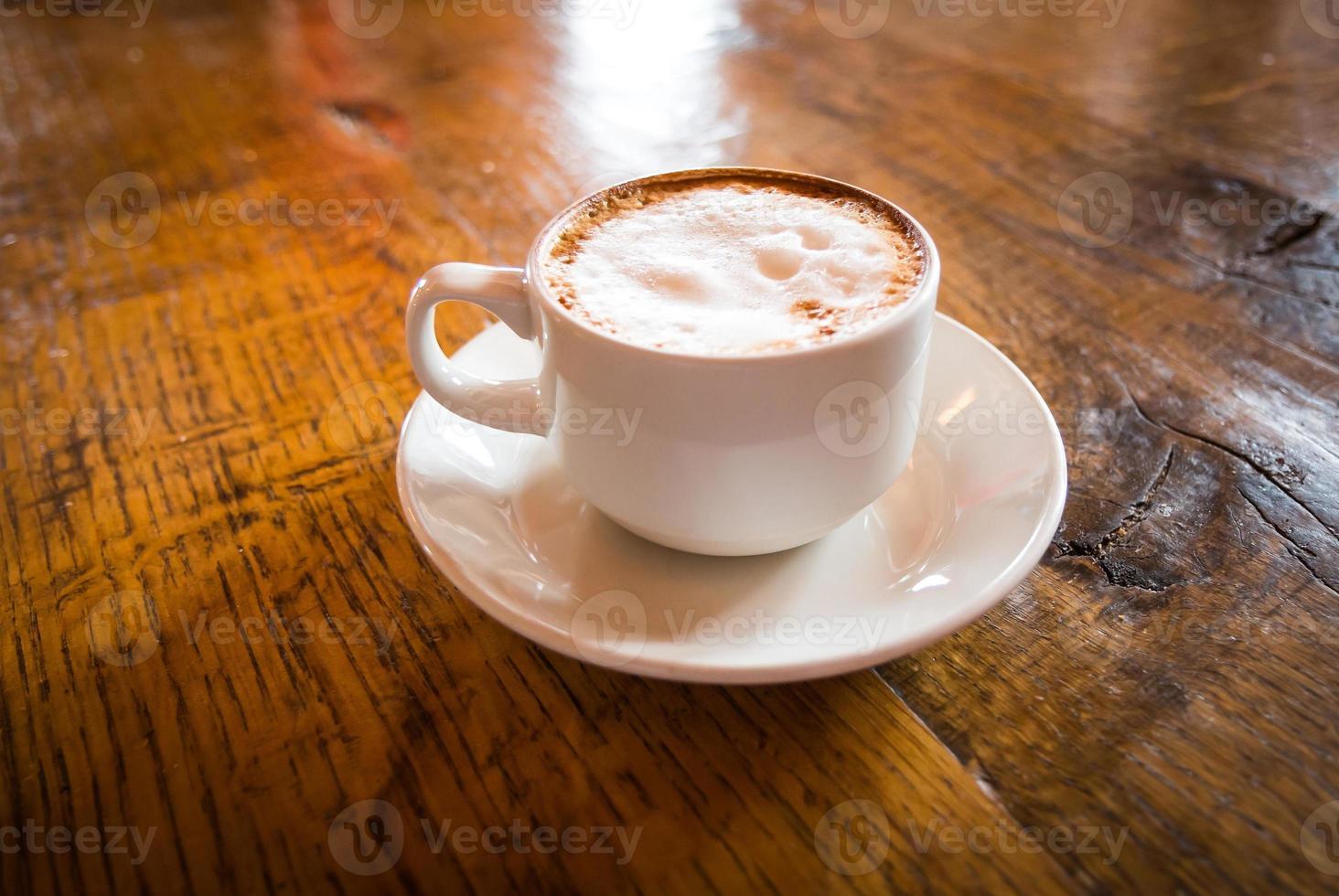 Italian hot drink, Bombardino photo