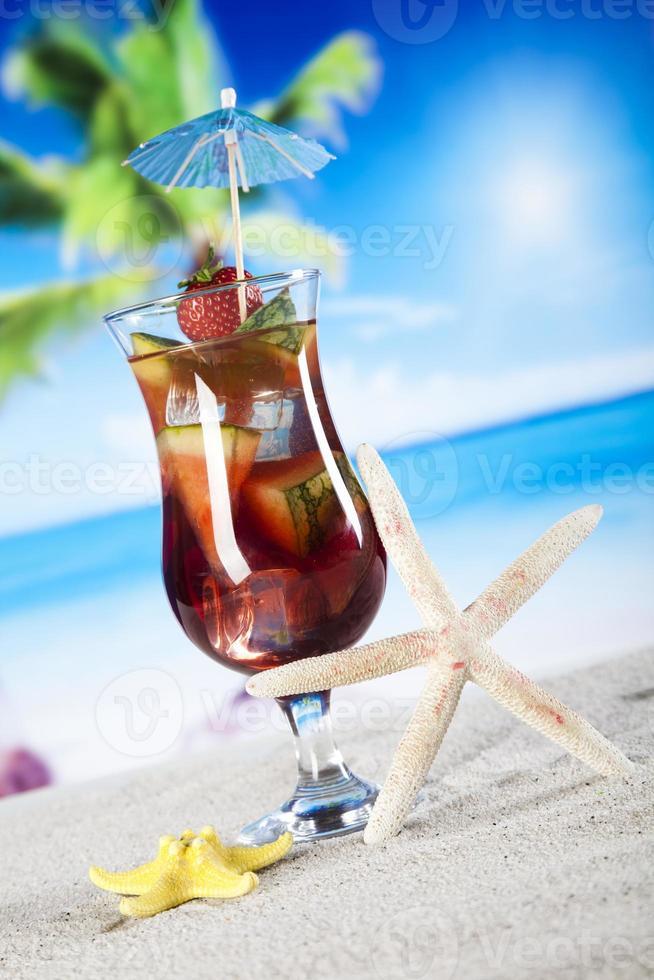 Bebida alcoholica foto