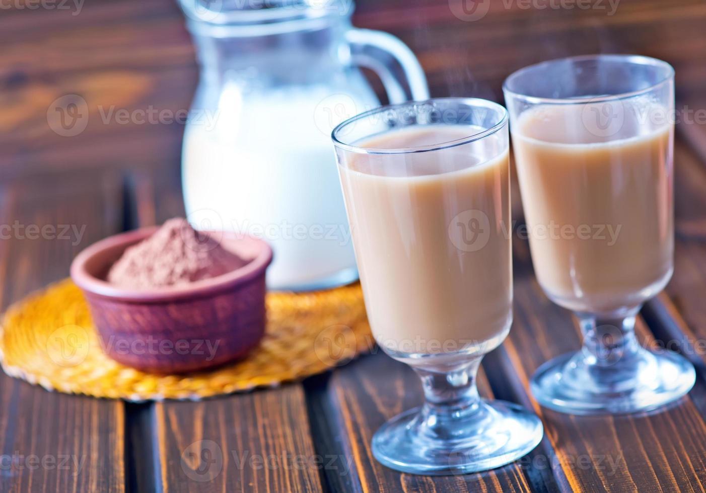 cocoa drink photo