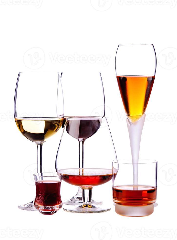 bebidas alcohólicas foto