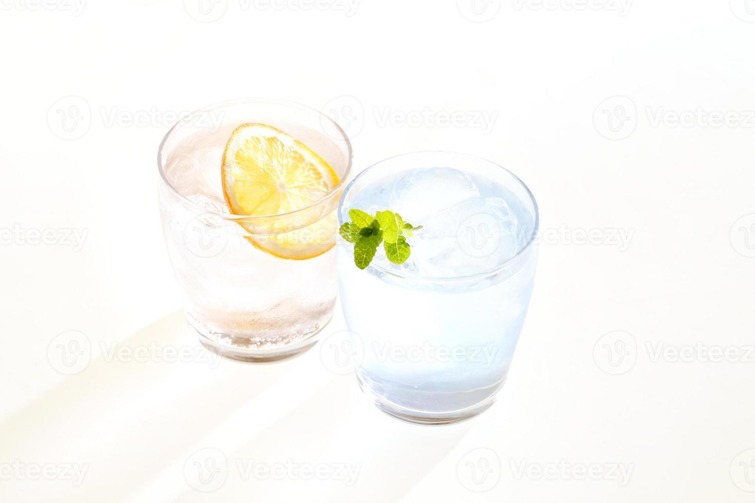 Alcoholic drinks photo