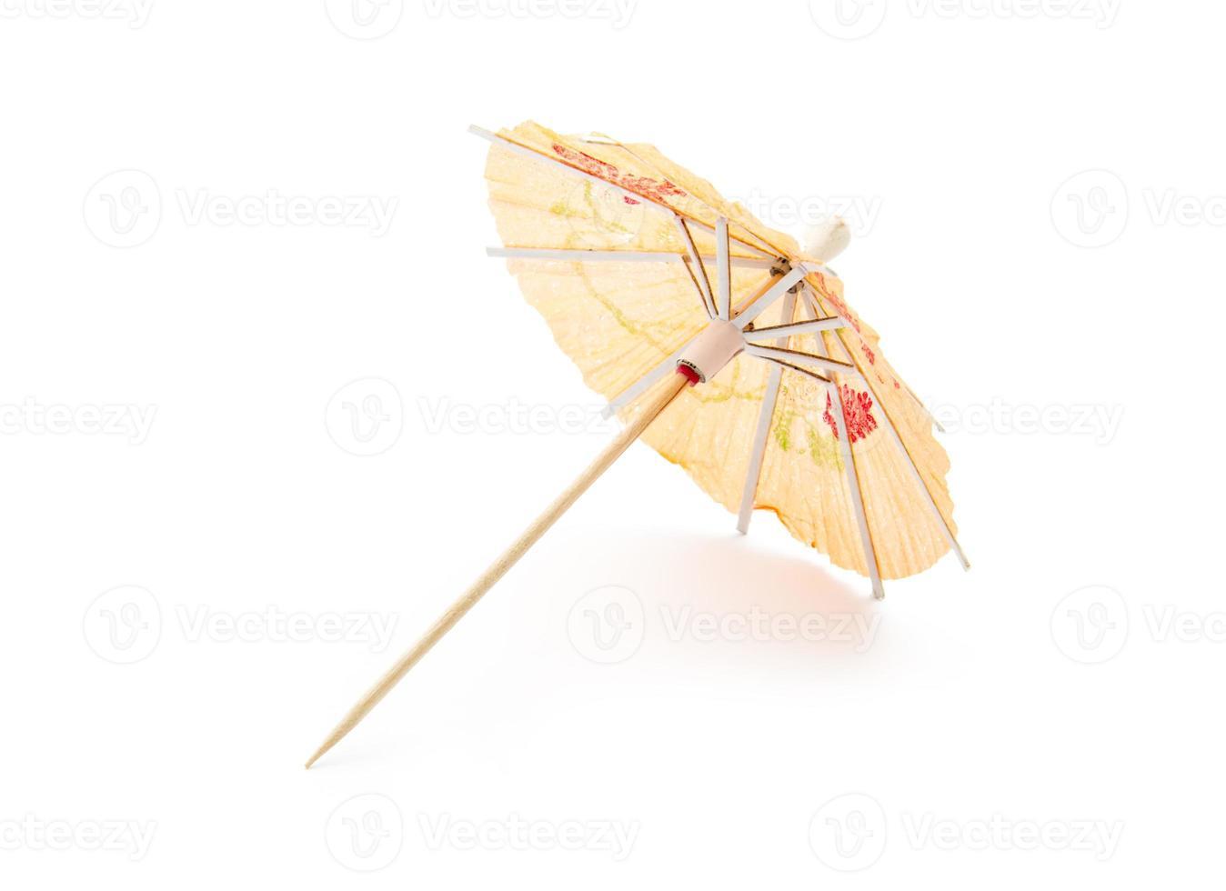 drink umbrellas photo