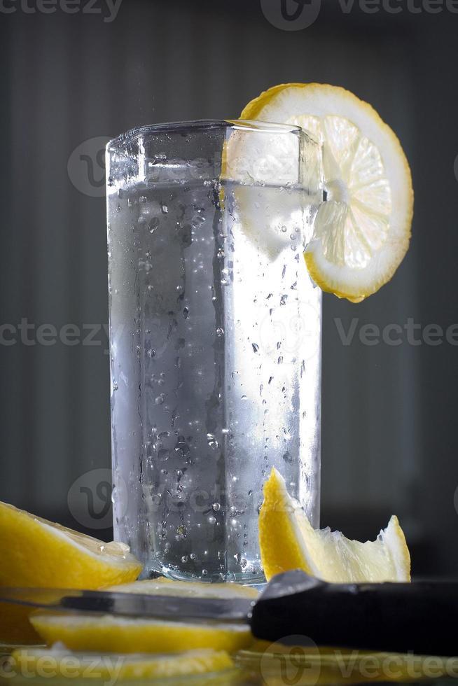 bebida de hielo foto