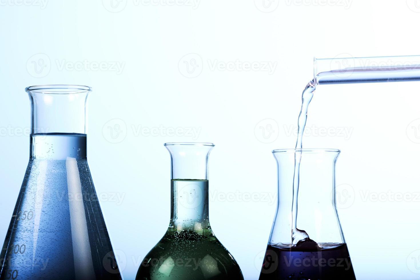 científico-médico - investigación foto