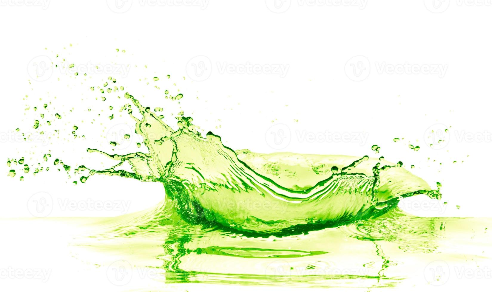 lime drink splash photo