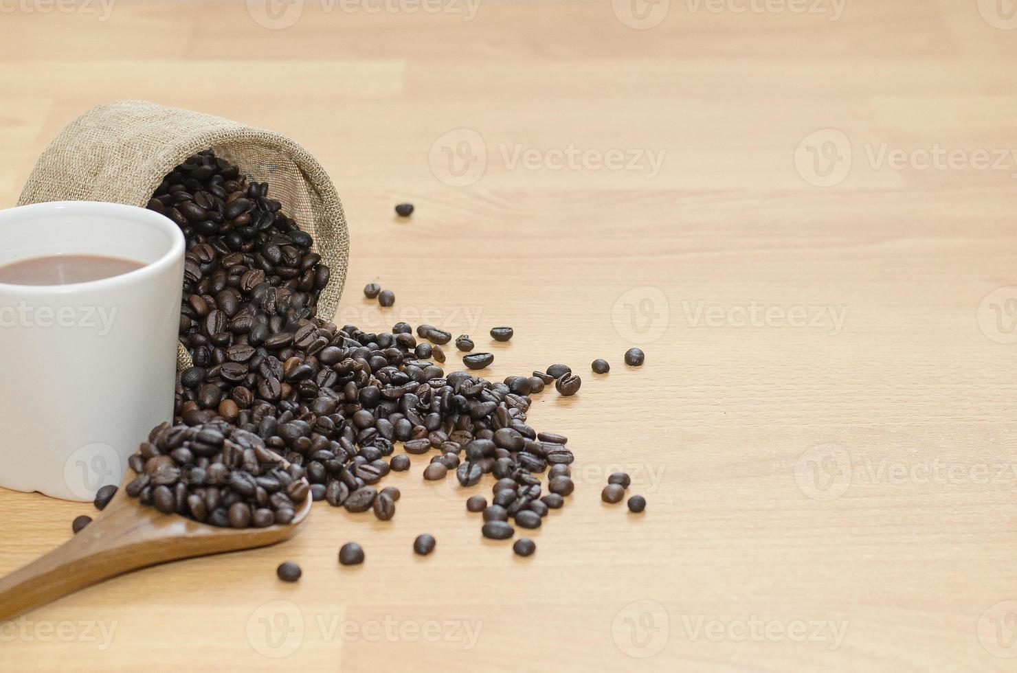 koffie bruine drank heet foto