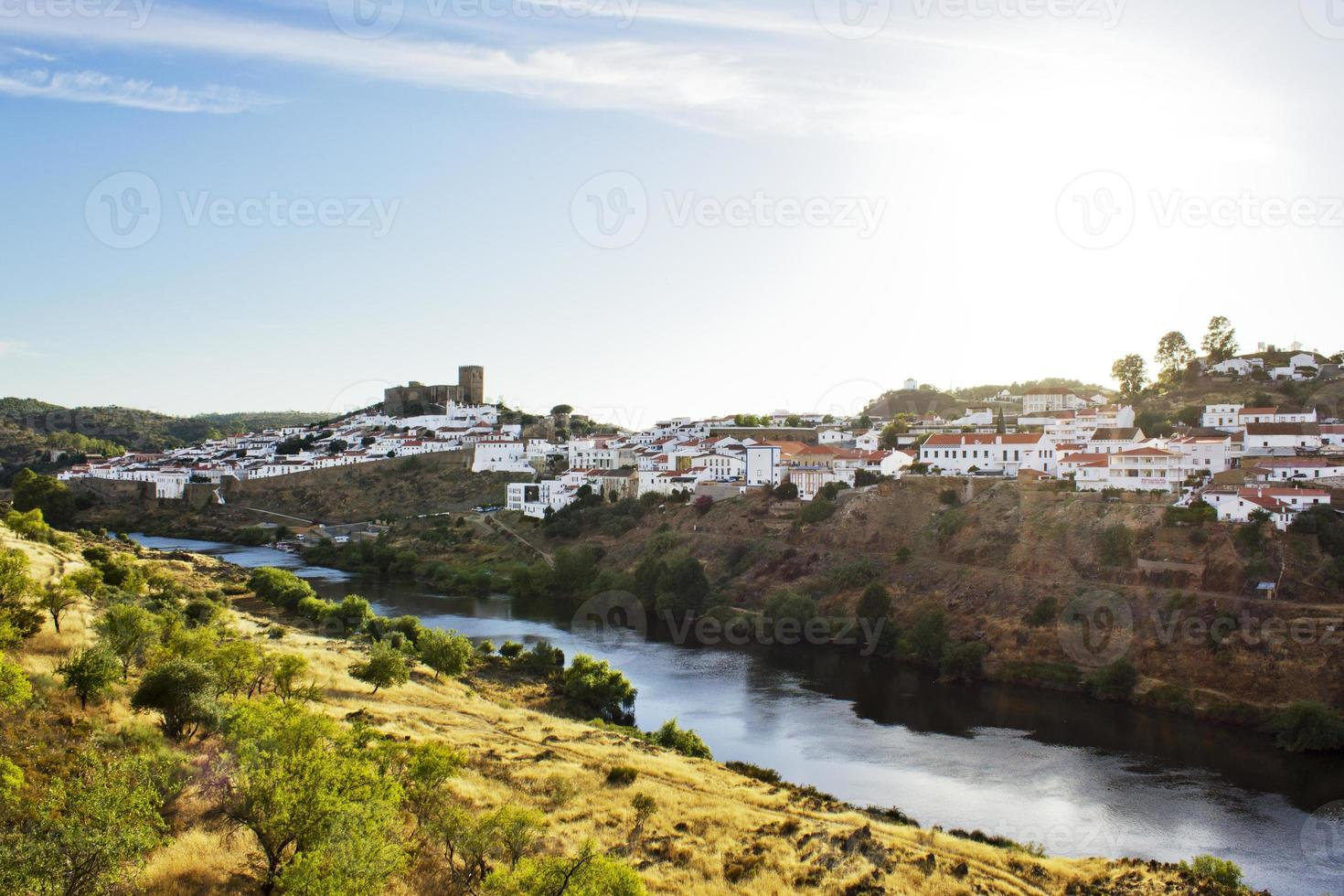 Mértola, Portugal foto
