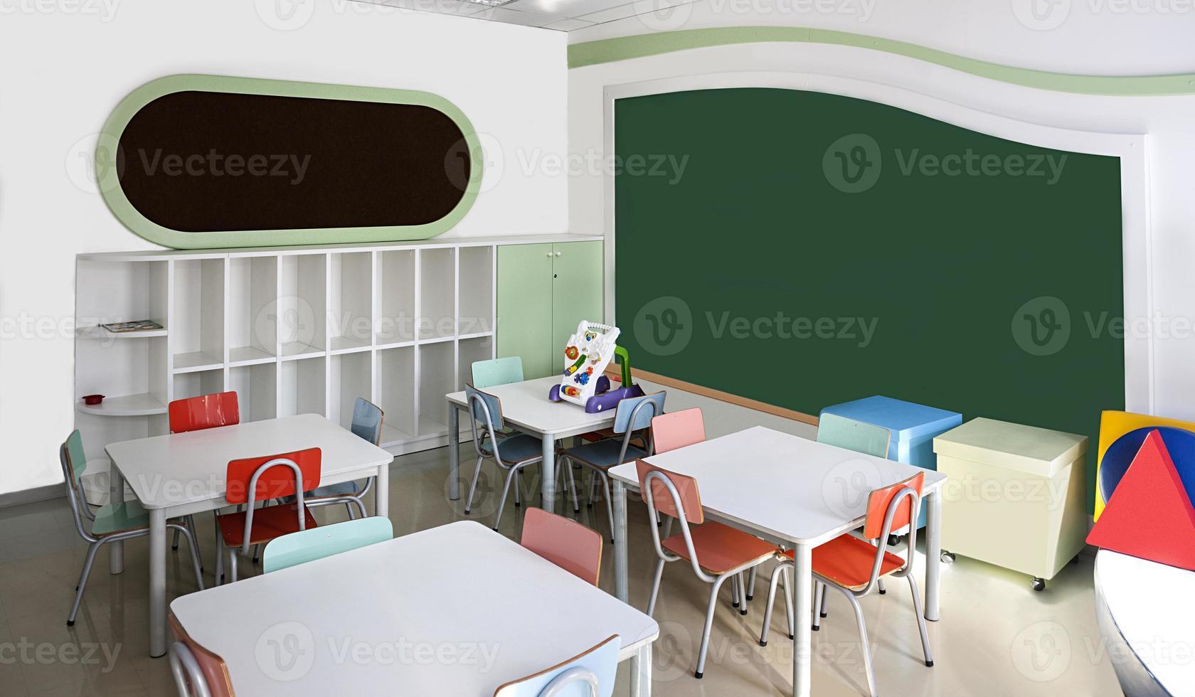 children's classroom photo