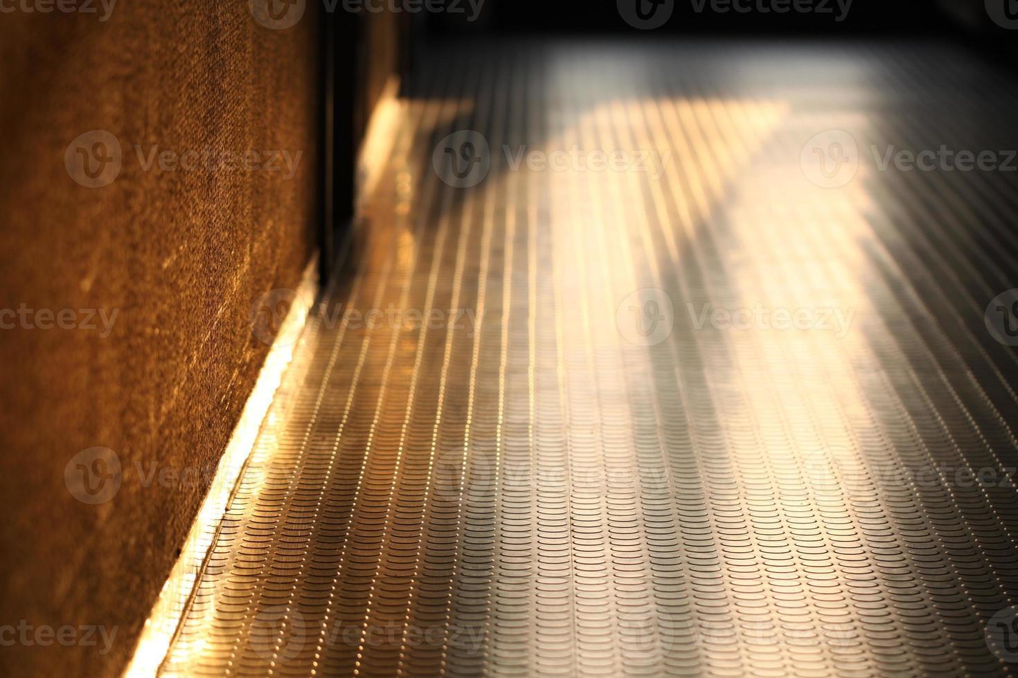 sunny corridor photo