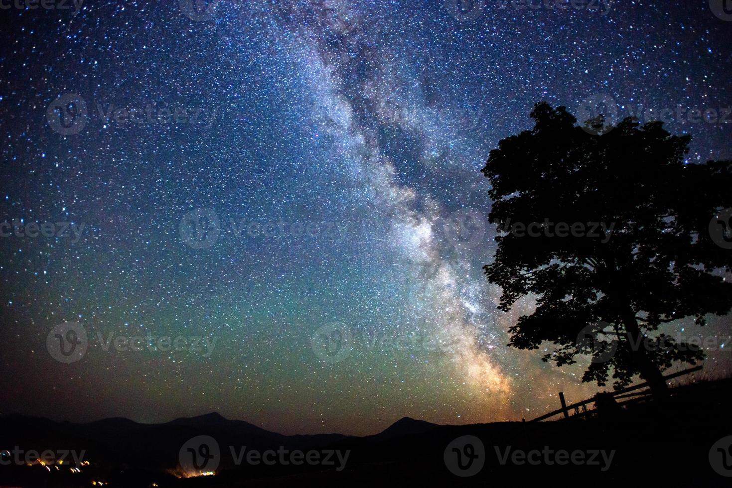 astrofotografía de cielo profundo foto