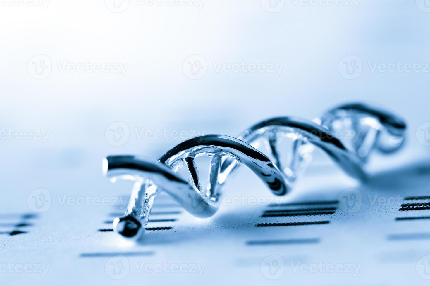 DNA, molecular lab test photo