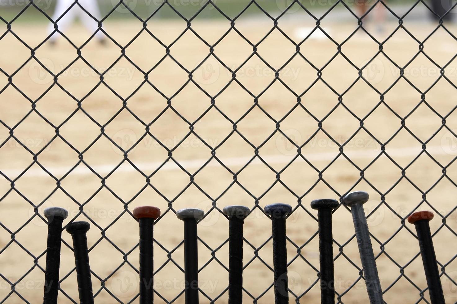 juego de beisbol foto