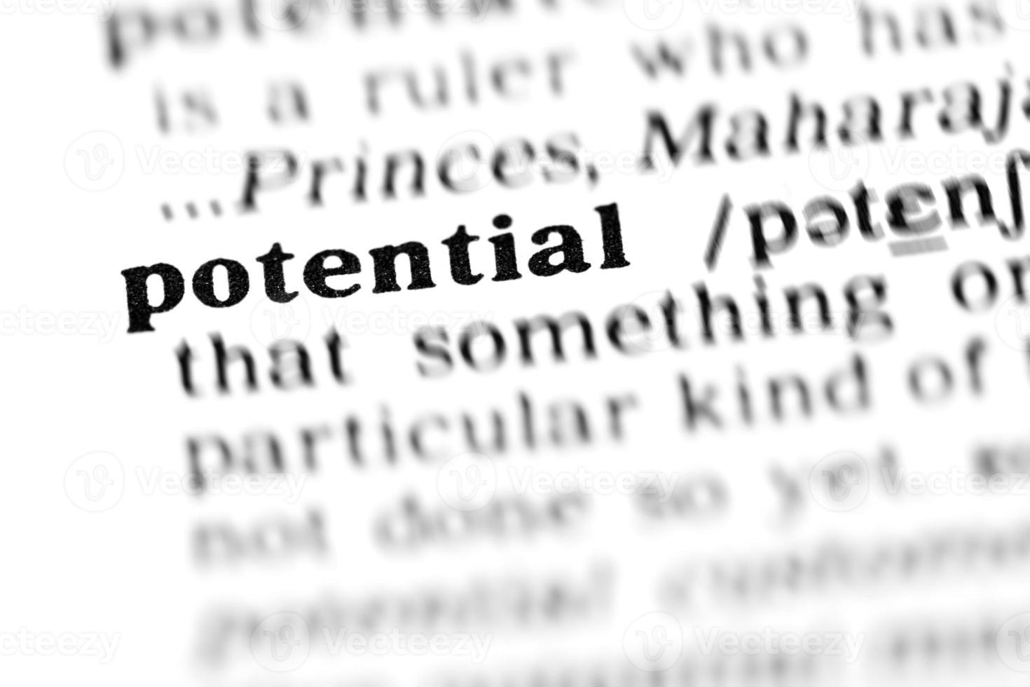 potentian (el proyecto de diccionario) foto