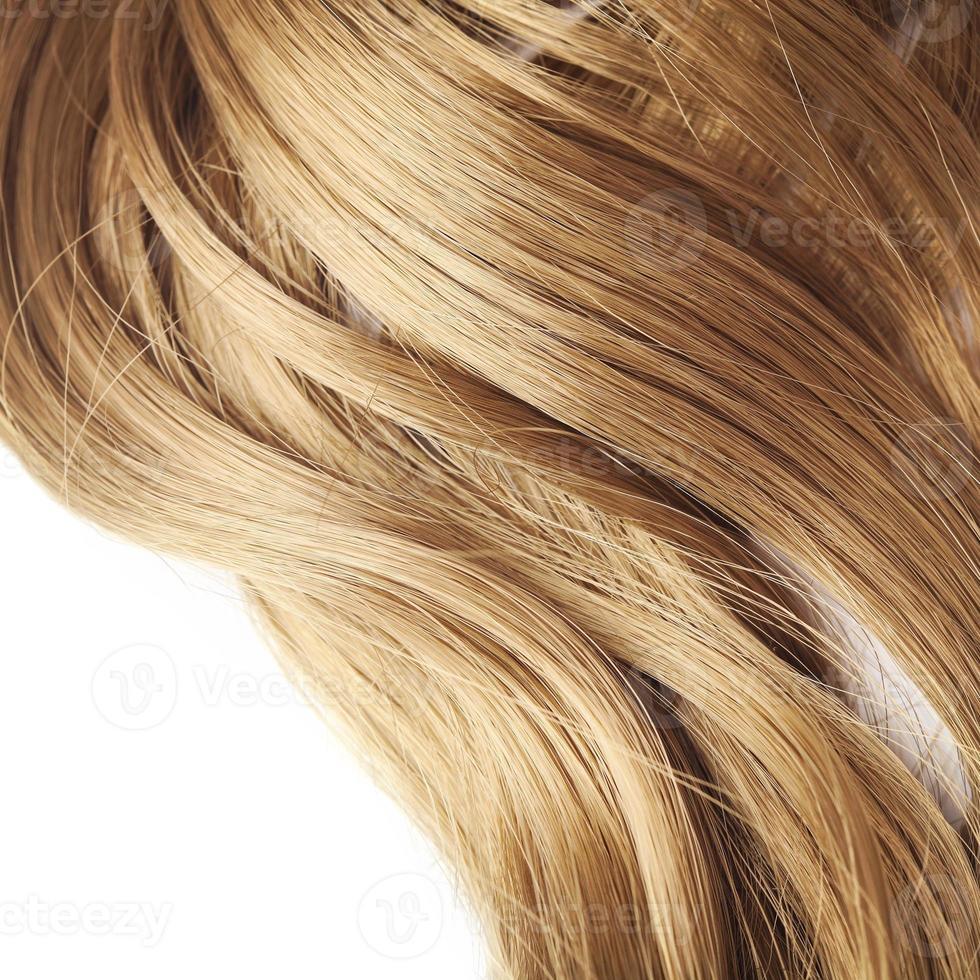 cabello humano foto
