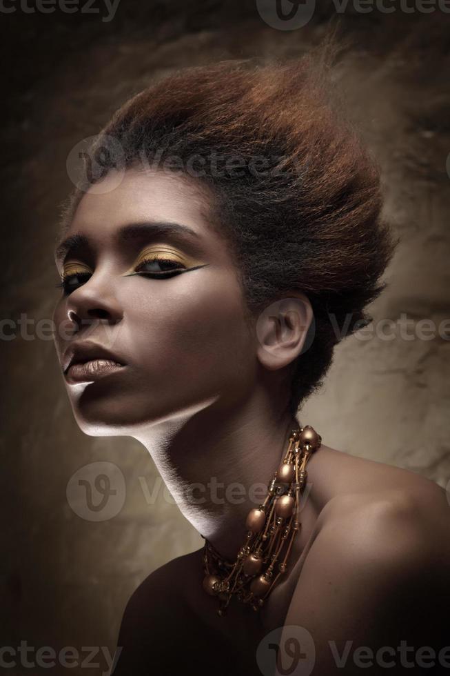 belleza africana foto