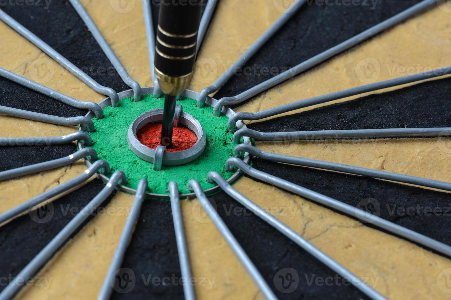 Dartboard Close Up photo