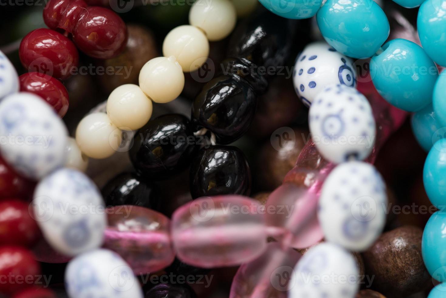 Close-Up Of Rosary photo