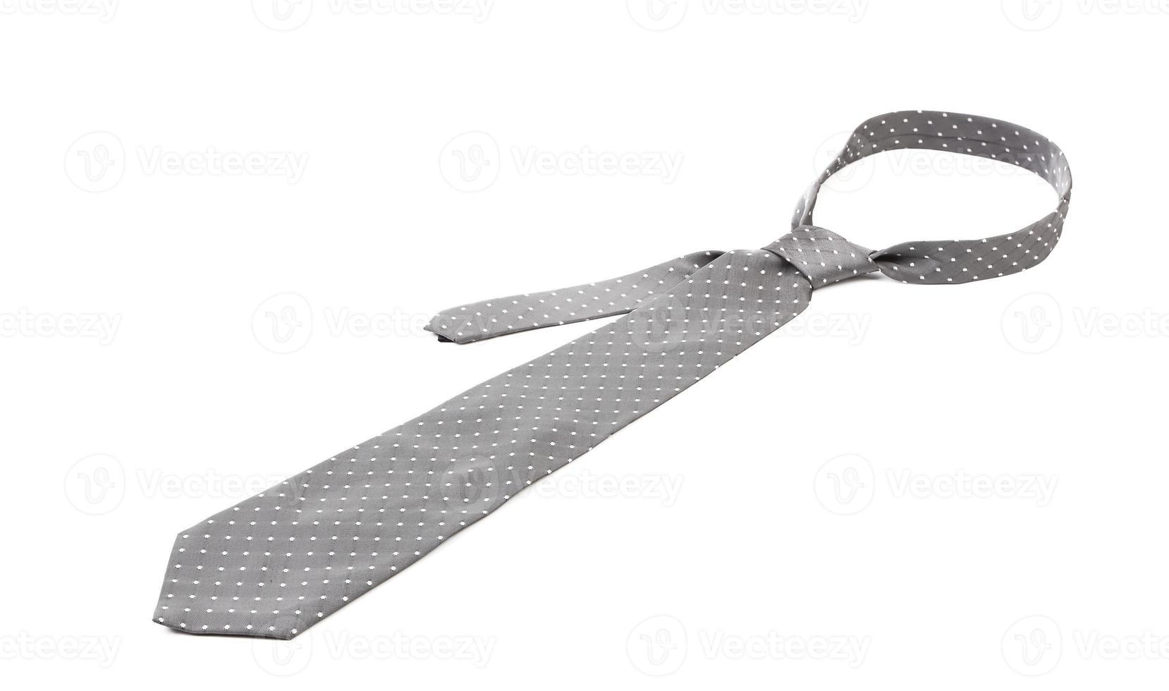 mancha corbata de cerca. foto