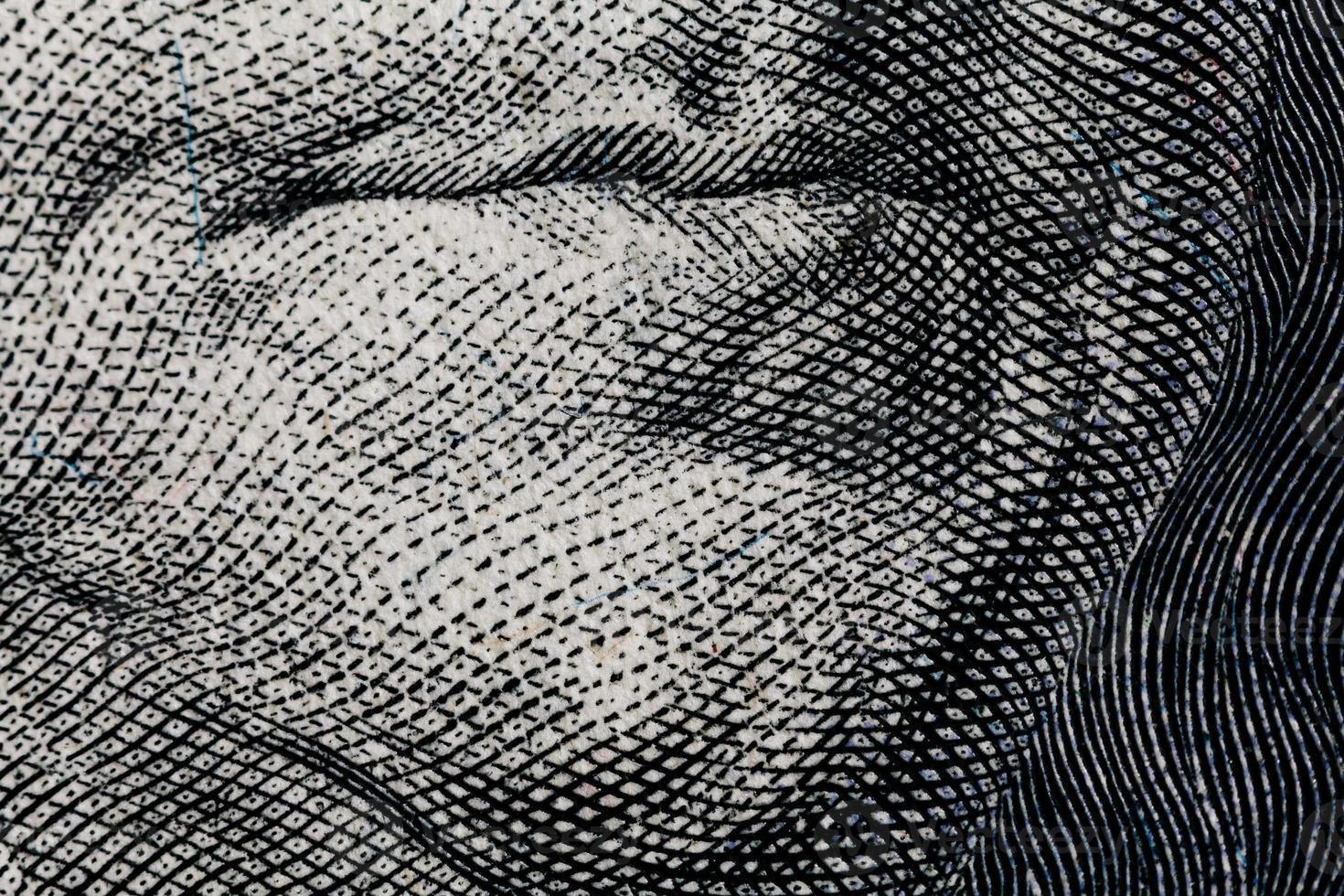 gros plan de monnaie. photo