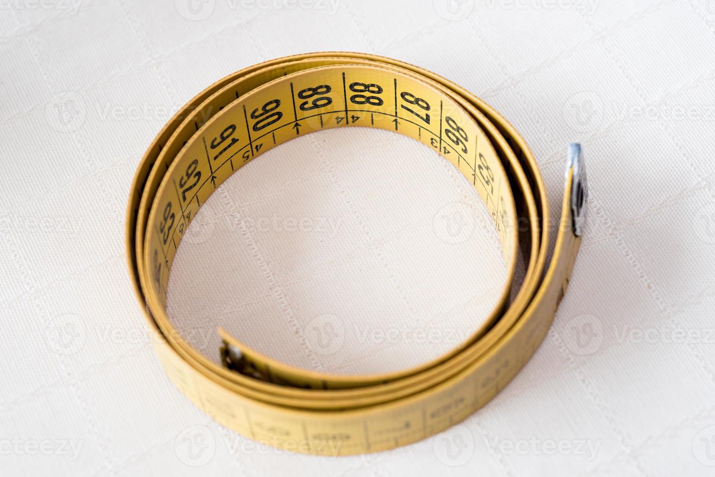 Measuring tape photo