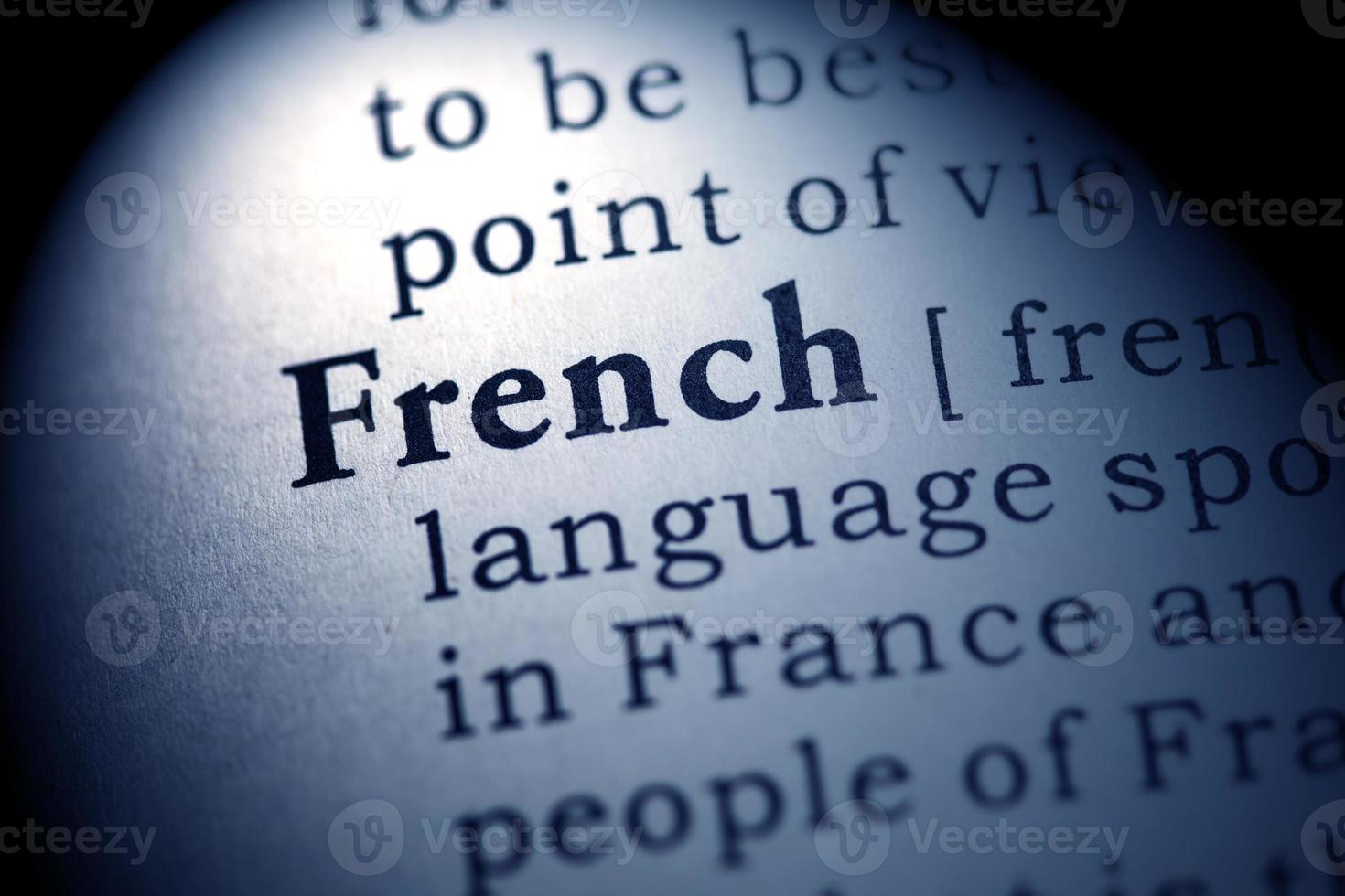 francés foto