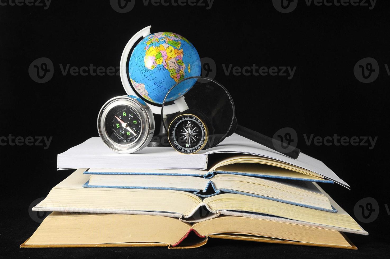 Empty Book photo