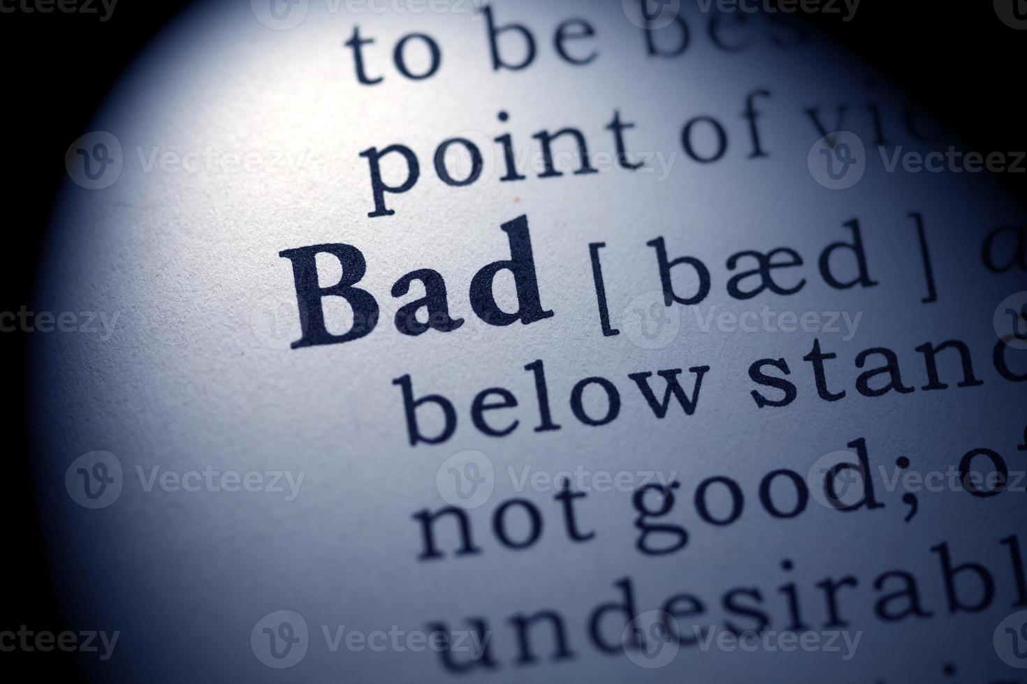 bad photo