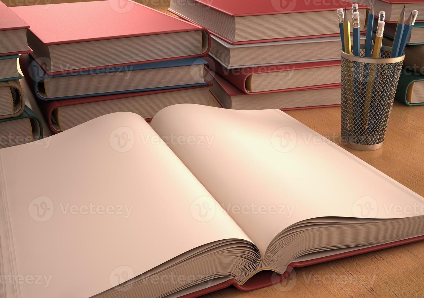 livre ouvert photo