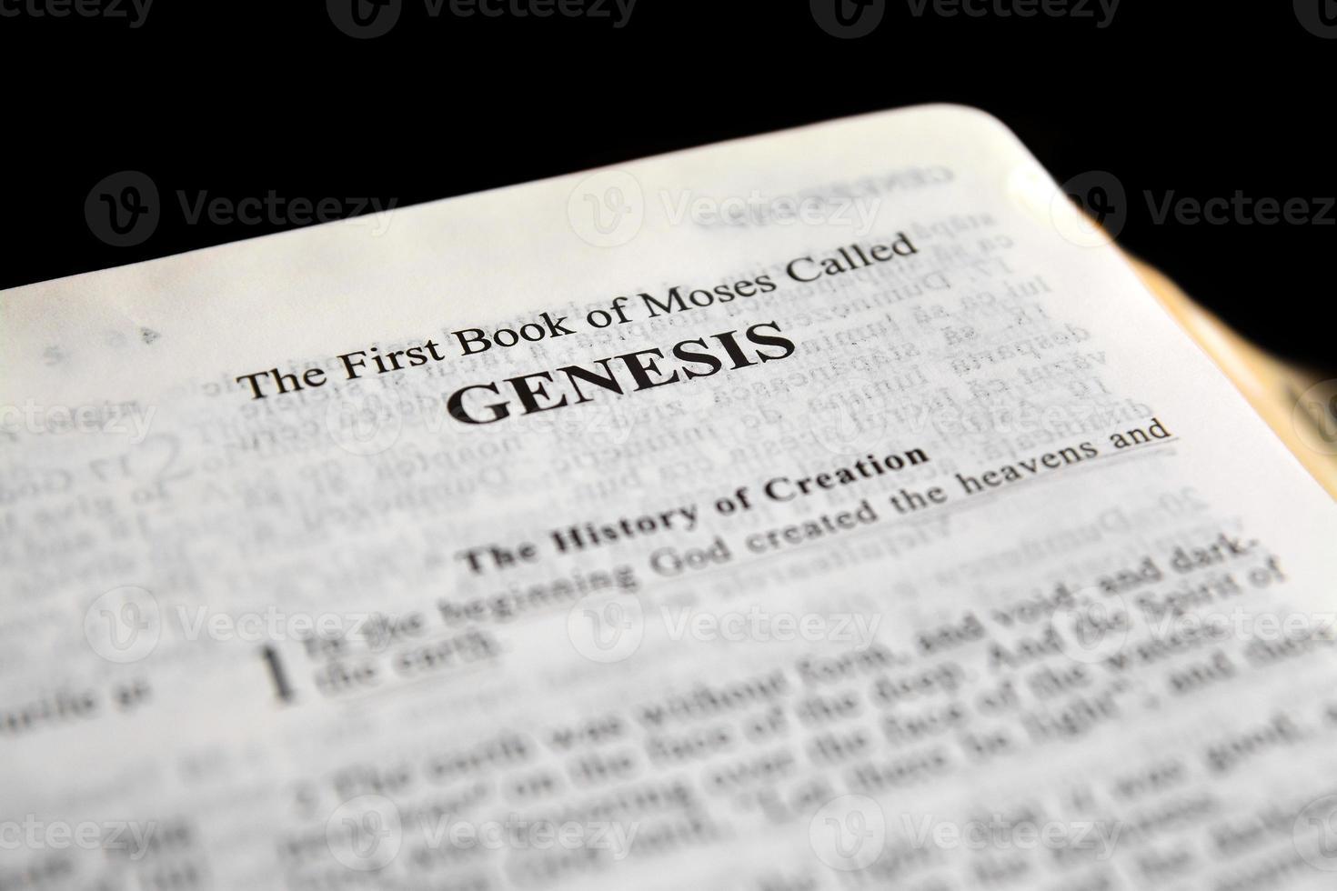 génesis foto
