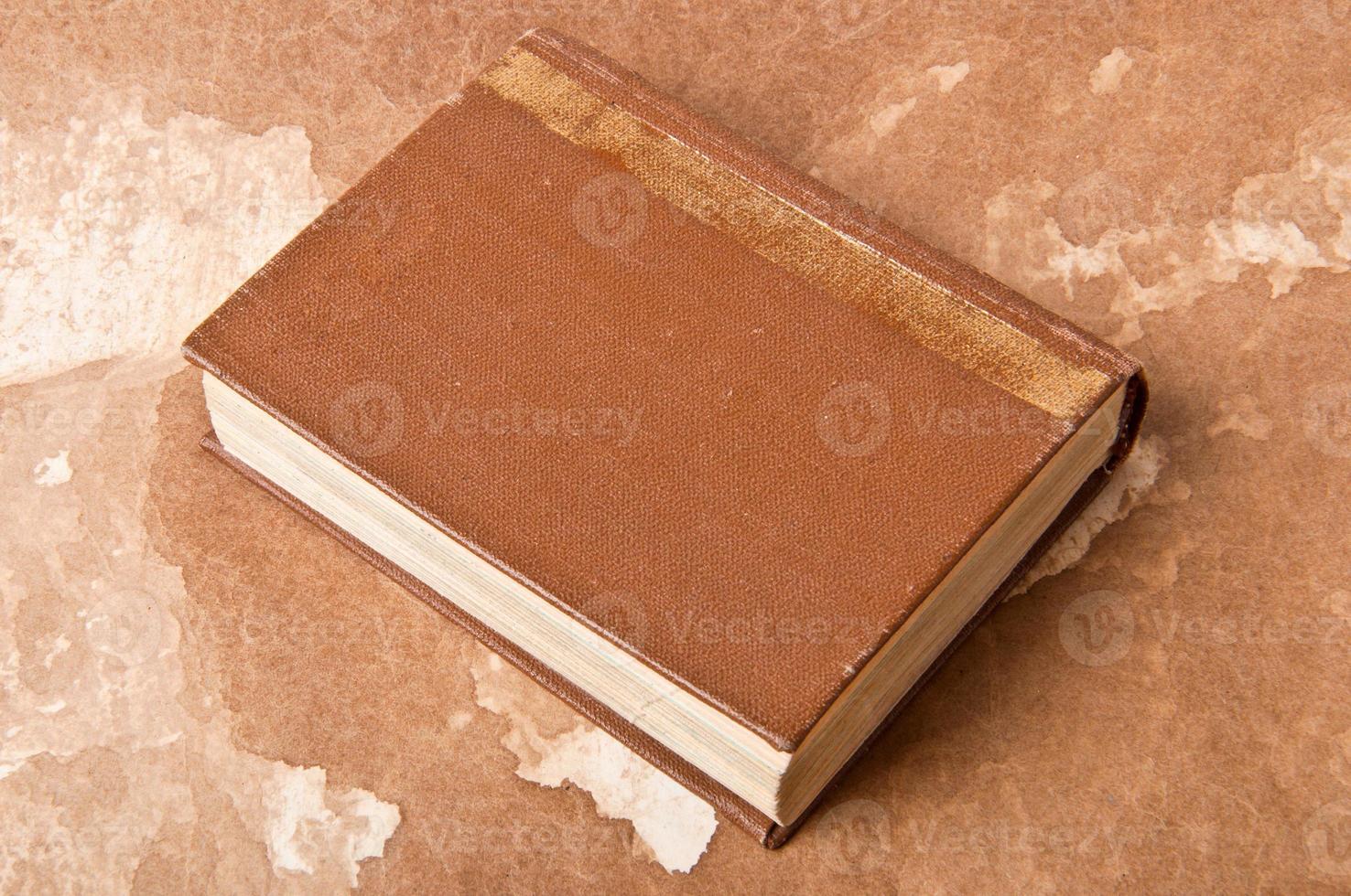 oud boek foto