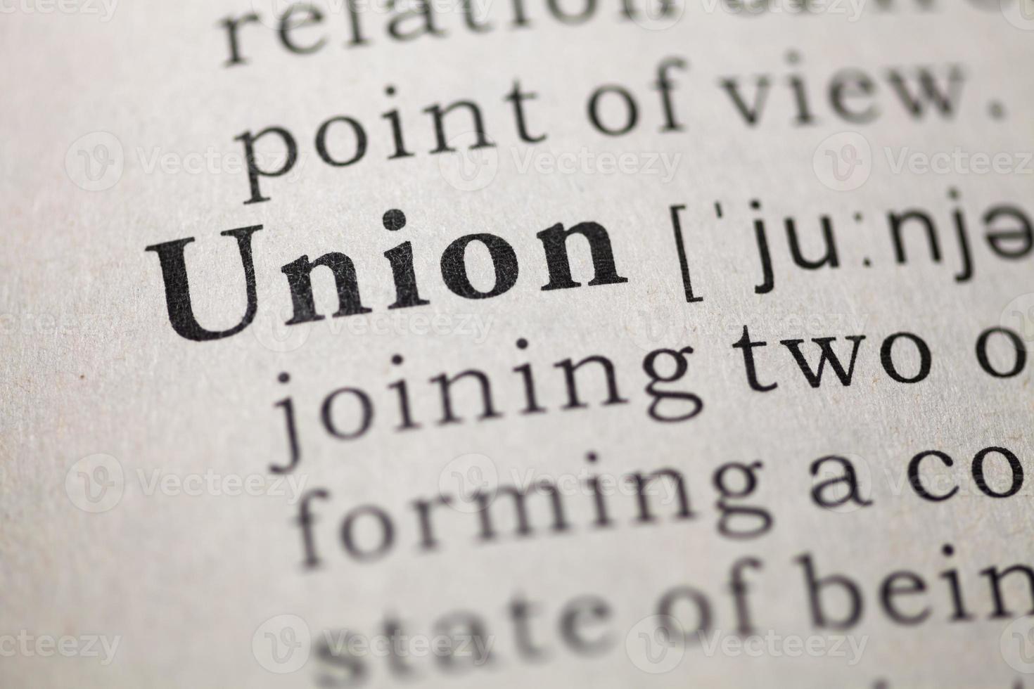 Union photo