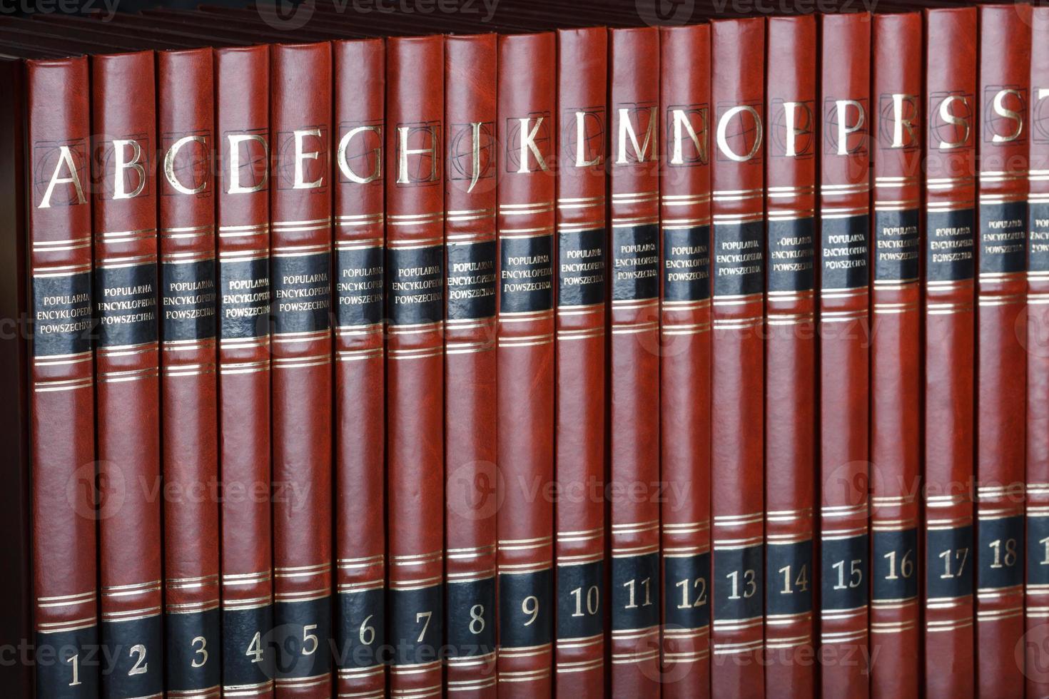 Encyclopedia photo