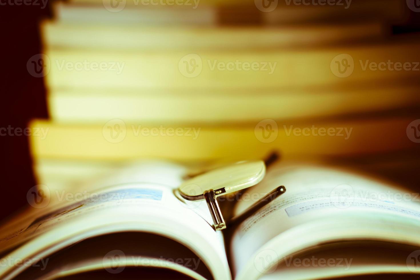 opened book photo