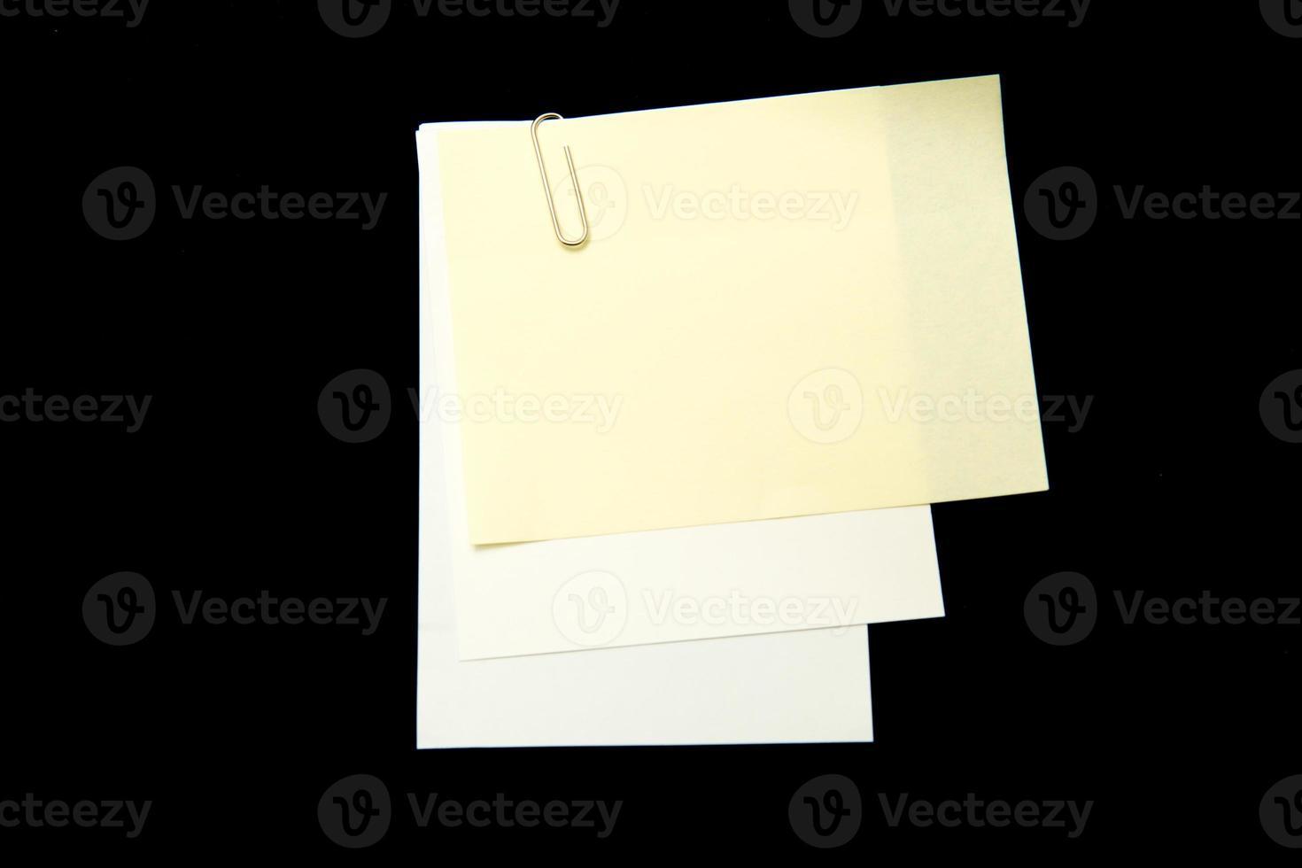 cuaderno de notas foto