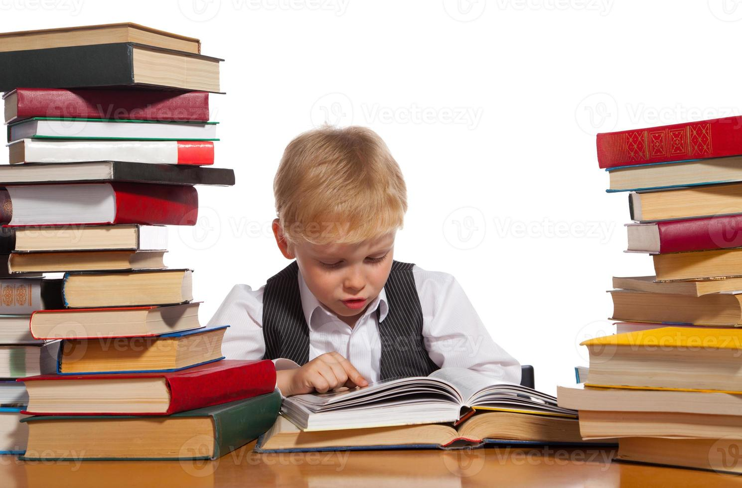 Little reader photo