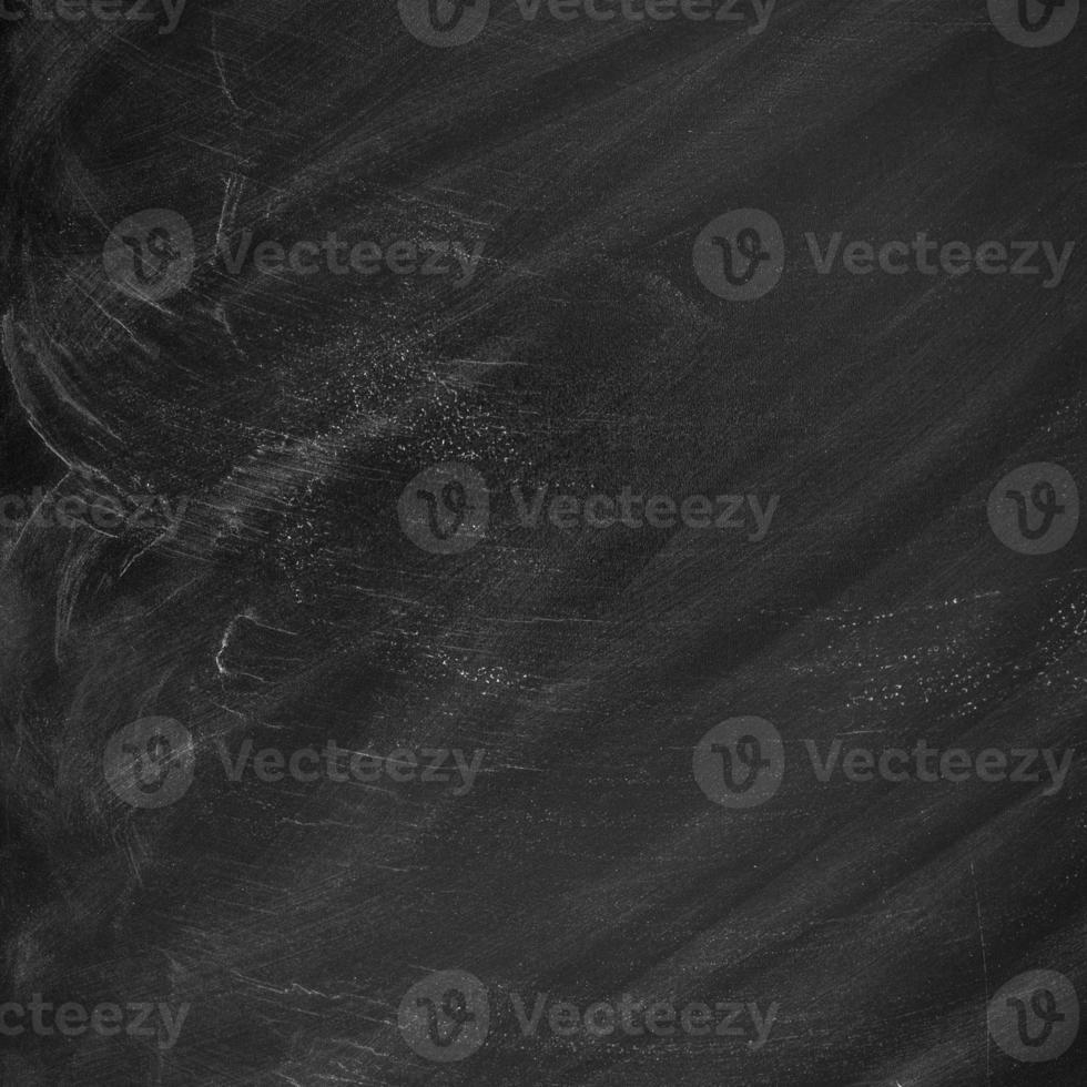 Empty Chalk Board Background photo