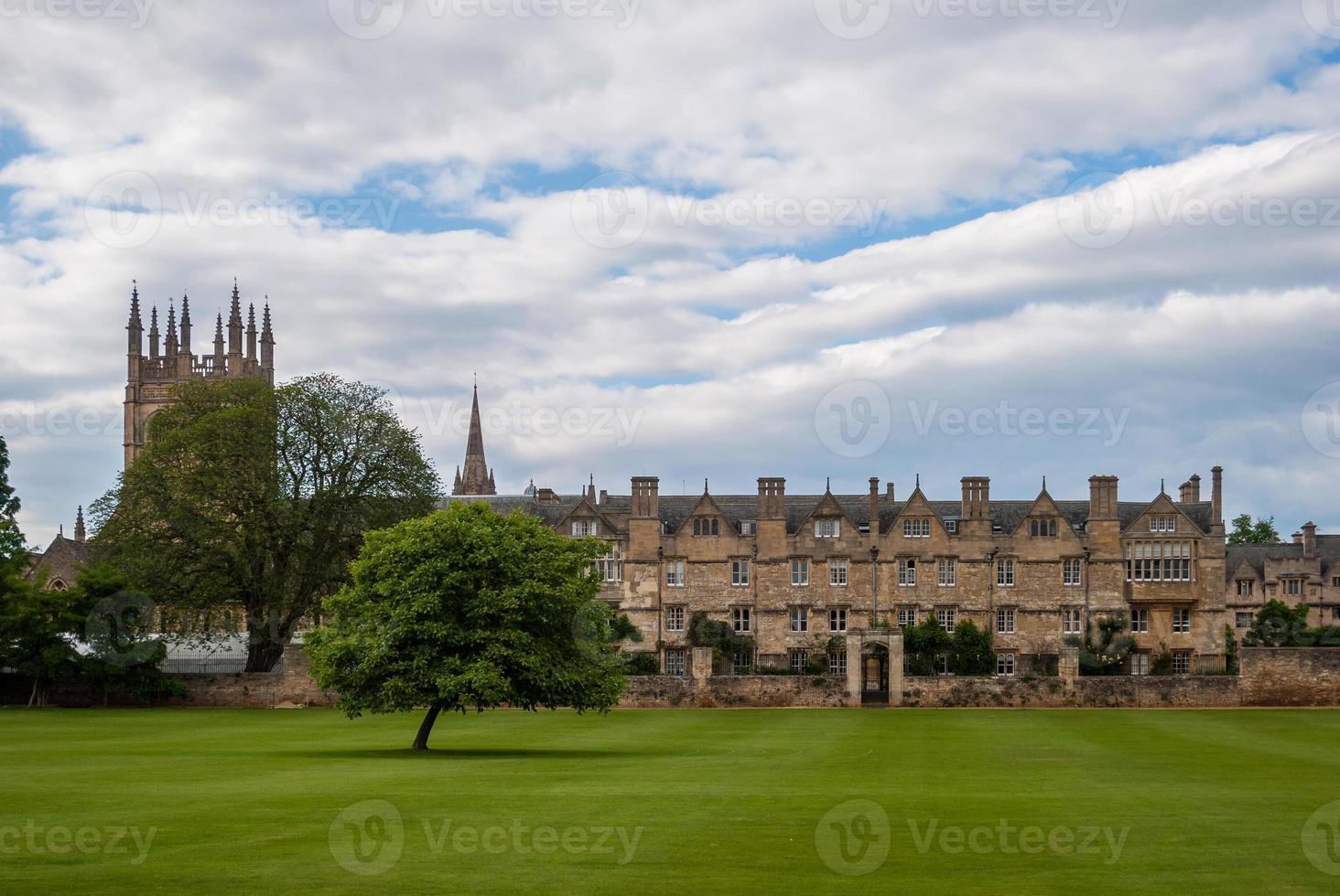 Oxford College, UK photo