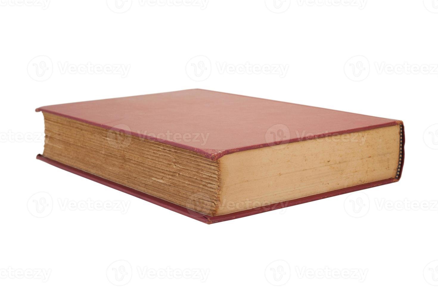libro marrón foto