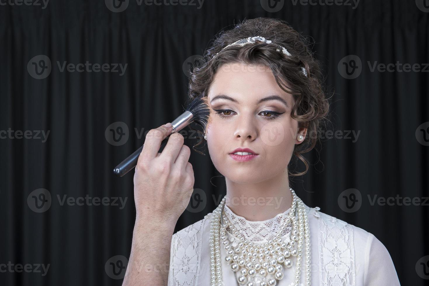 modelo neo-victoriano que se compone foto