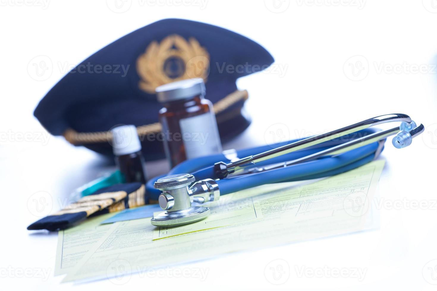 Aeromedical Exam photo