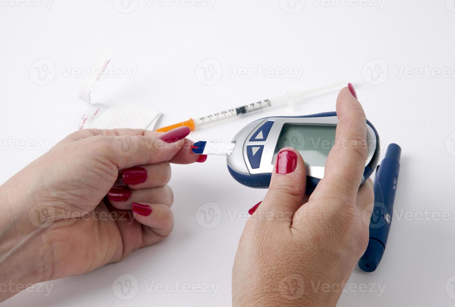 Diabetes Testing photo